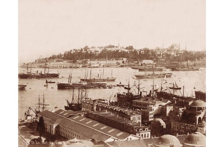 XIX. Yüzyıl İstanbulu'ndan Fotoğraflar